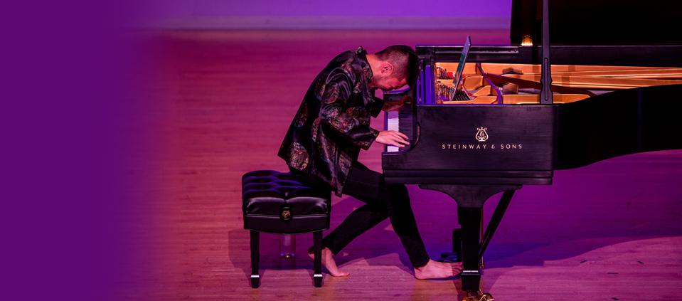 Tryon Concert Association Conrad Tao, Pianist