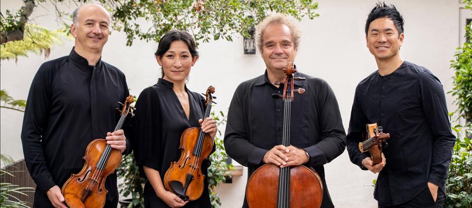 Tryon Concert Association Takács String Quartet
